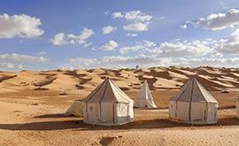 东部大沙丘地带