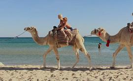 Tour de las playas de Túnez