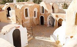 Ksar i miasteczka berberyjskie